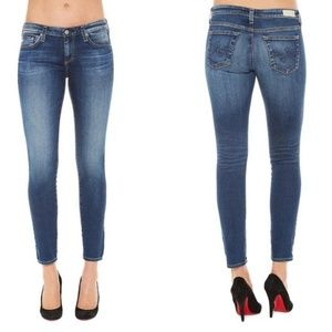 AG Legging ankle super skinny jeans 28